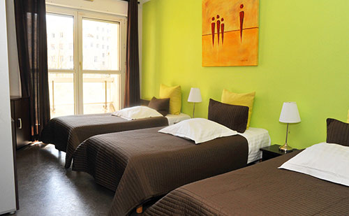 appt T3 - palatines - location chambre hotel