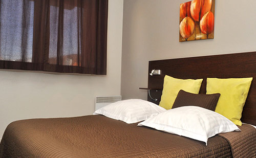 appt T3 - palatines - chambre appart hotel